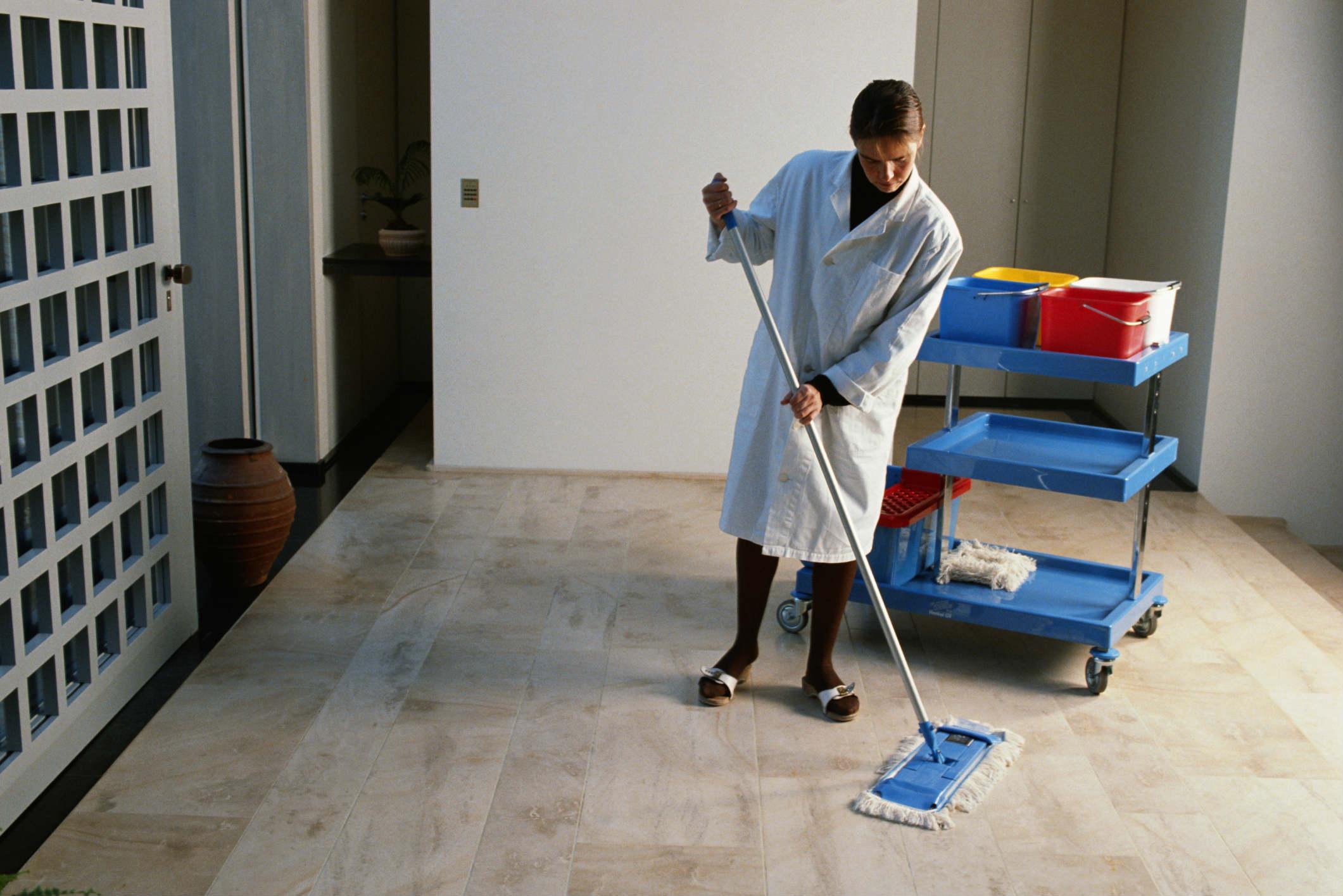 Аутсорсинг уборщиков и уборщиц